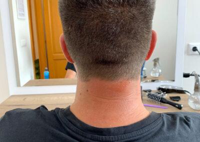 Férfi hajvágás 17. kerület Pompart