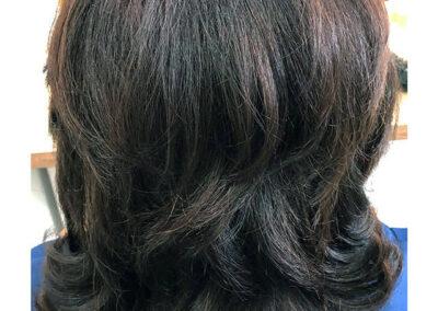 Hajfestes és női hajvágás