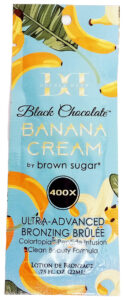 Black Chocolate Banana Cream szoli krém