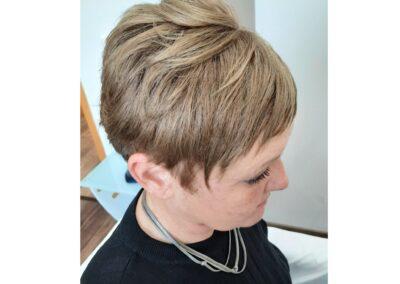 Pixie frizura